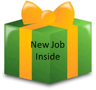 GIVE YOURSELF THE GIFT OF A JOB